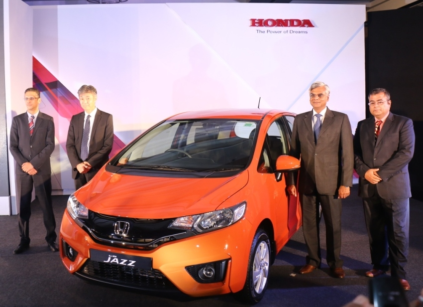 Faceinews Honda Cars India Limited Launches The All New 3rd