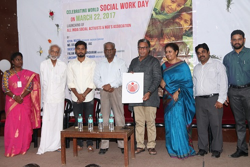 """ALL INDIA SOCIAL ACTIVISTS & NGO's ASSOCIATION"" Launch"