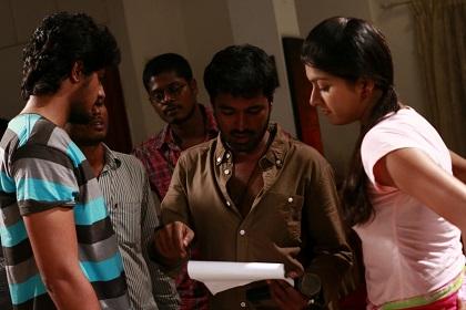 FEFSI workers honoured in Tamil Film'plus or minus' Teaser launch ..!