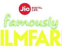 Famously Filmfare logo