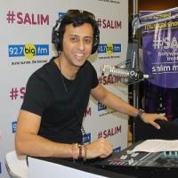 Salim Merchant turns RJ with #Salim