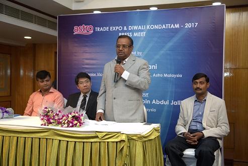 Astro brings the 3rd International Trade Expo and DeepavaliKondattam