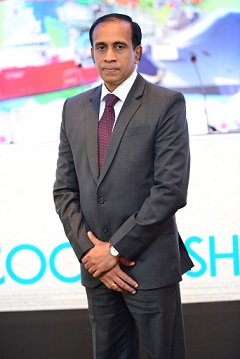Photo of Mr Madhu S Nair, CMD, Cochin Shipyard Ltd.