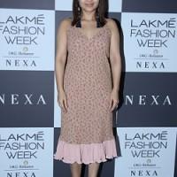 Actress Shweta Tripathi at Grazia Young Fashion Awards 2017