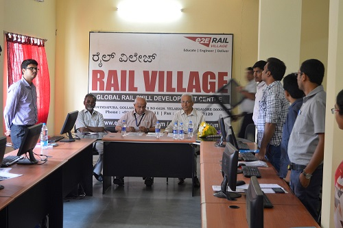 E2E - Rail Village