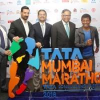 TATA Mumbai Marathon 2018 Launch pic