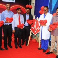Fortis Hospital Celebrates World Heart Day at Cunningham Road