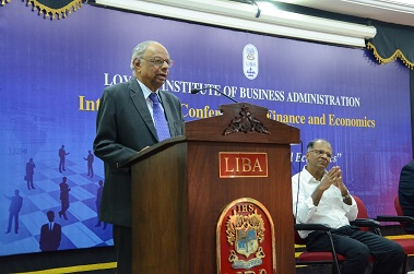 LIBA OrganizesedInternational Conference on Finance and Economics (ICFE 2017)
