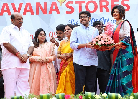 Saravana Stores The Crown Mall Inauguration at OMR - Photo 2