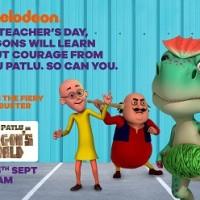Teacher's Day Emailer_Motu Patlu in Dragon World-2