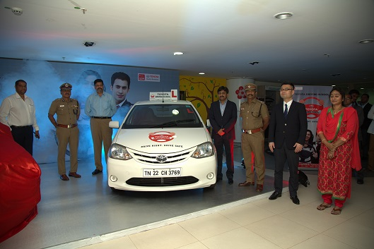 Img_TDS Launch in Harsha Toyota_2