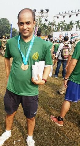 Mr. Rupayan Roy