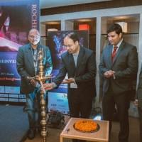 Rocheston Inauguration Pic
