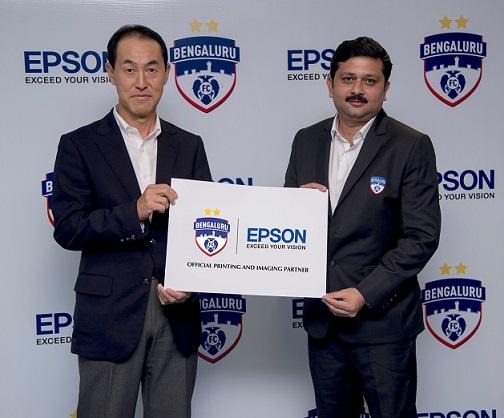 Toshiyuki Kasai, Epson and Mandar Tamhane, BFC