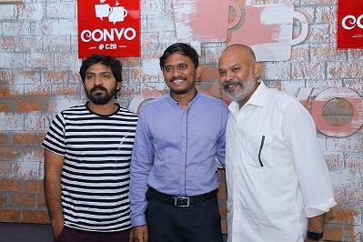 Vaibhav Reddy, Ashwin, Venkat Prabhu