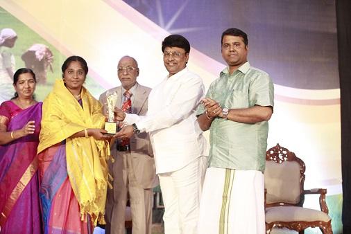 AWARD WINNER - DR.KAVITHA SAIRAM