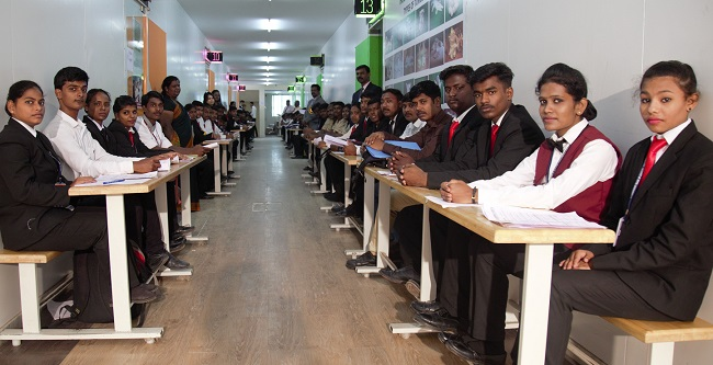 Mega Job Fair at Chennais Amirta Photo - 1