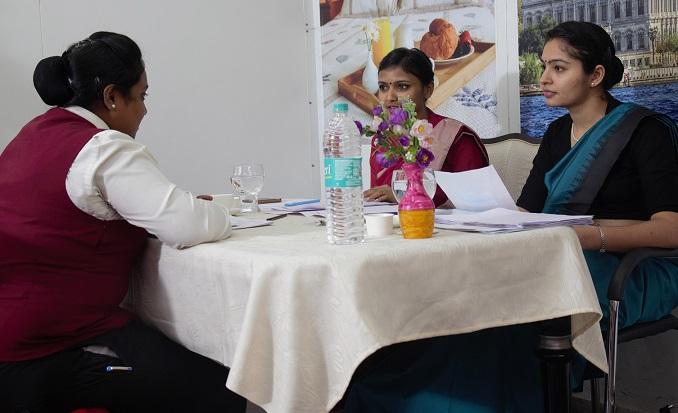 Mega Job Fair at Chennais Amirta Photo - 3