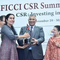 National Stock Exchange wins the FICCI CSR Award for Exemplary Innovatio...