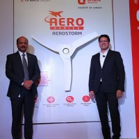 Mr Rakesh Khanna, CEO, Orient Electric along with Mr Atul Jain, Sr VP Fans and business head , Orient Electric