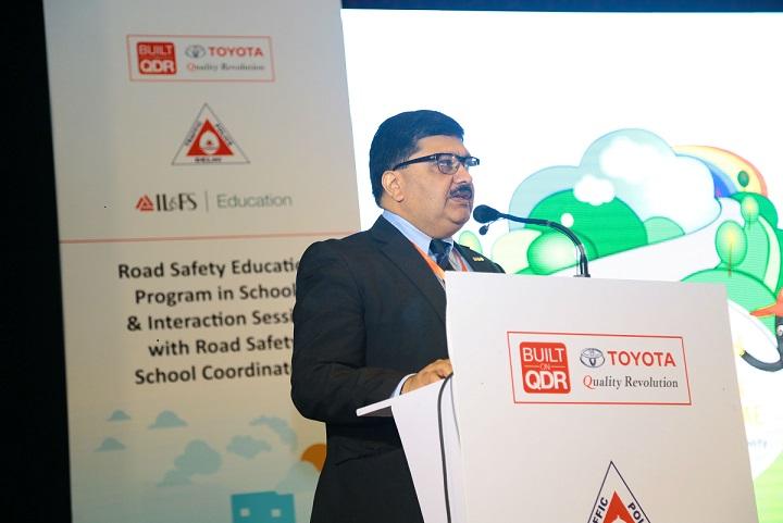 Naveen Soni- Vice President, Toyota Kirloskar Motor
