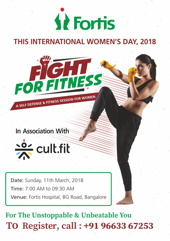 Fortis Hospitals_Women's Day