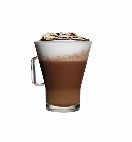 Macademia Cocoa Cappuccino