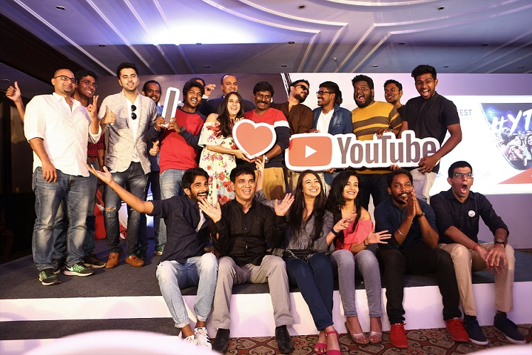 YouTube FanFest- Post Conference Chennai