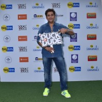 Actor Ravi Kishan at the launch of BIG FM's topical web series 'Duck Se Dude'