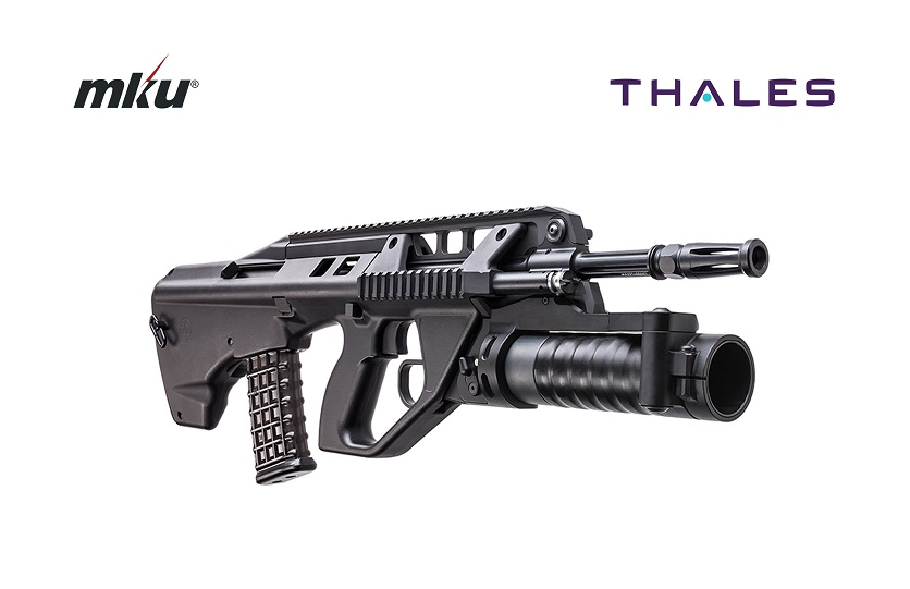 F90 Assault Rifle-MKU-THALES