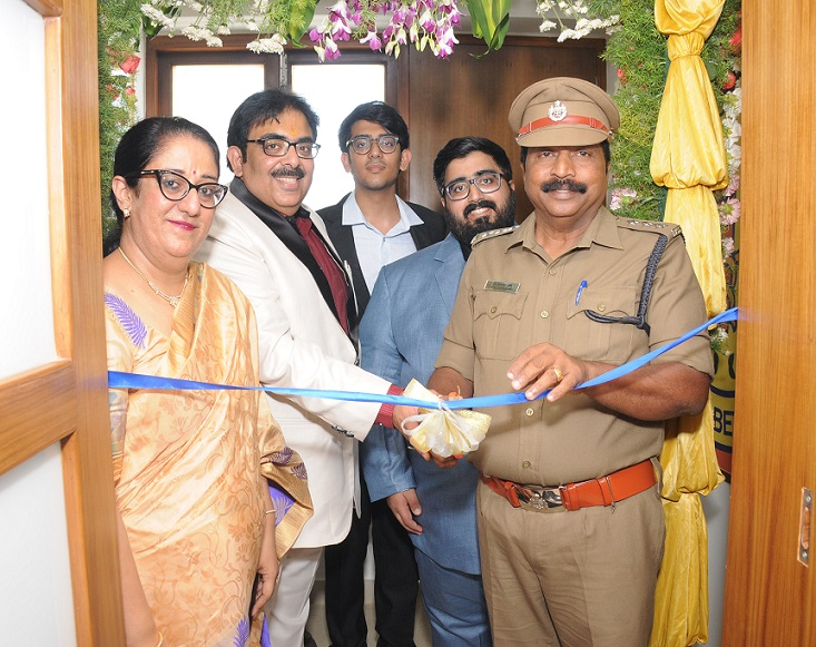Inauguration Photo of Madhav Diabetes Centre