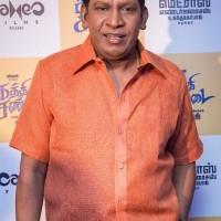 Vadivelu at Kaththi Sandai Trailer & HD Songs Launch