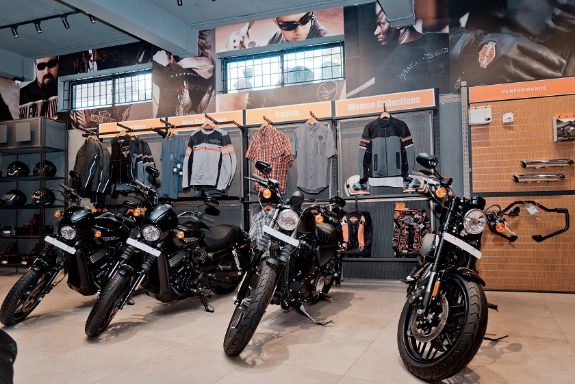 2.Marina Harley-Davidson (New Harley-Davidson Dealership in Chennai)