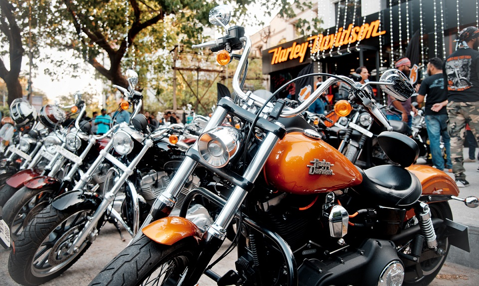 3.Marina Harley-Davidson (New Harley-Davidson Dealership in Chennai)