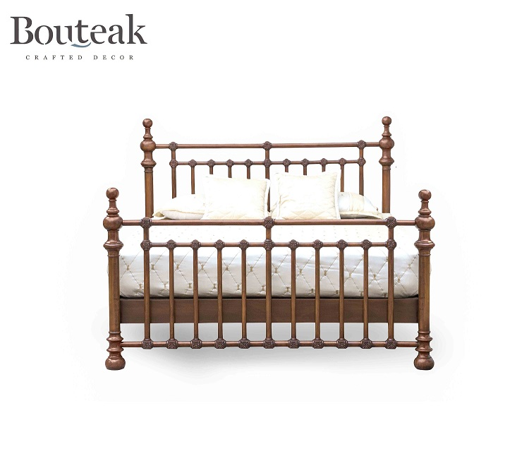 Bouteak Four Poster Bed Image 2