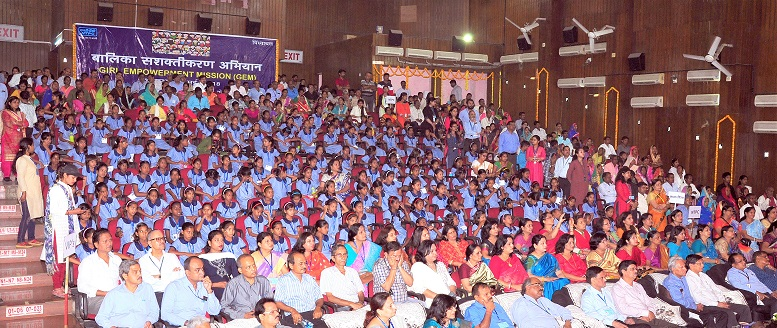 Launch of NTPC's Girl Empowerment MIssion - Final Picture