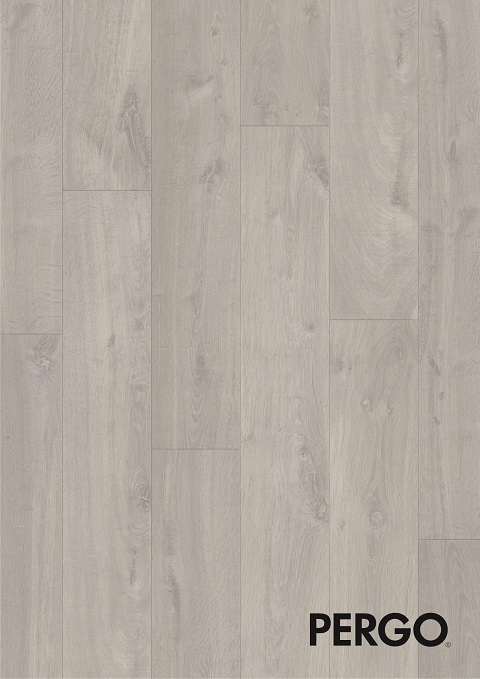 Limed grey Oak, Plank