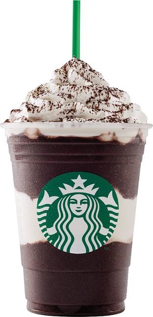 Midnight Mocha Frappuccino