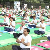 International Yoga Day - NTPC 1