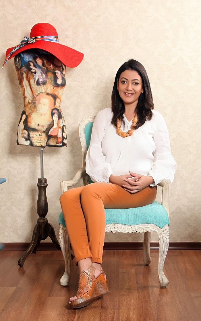 Designer Shabnam Oberoi