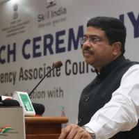 Dharmendra Pradhan Speaking on Insolvency