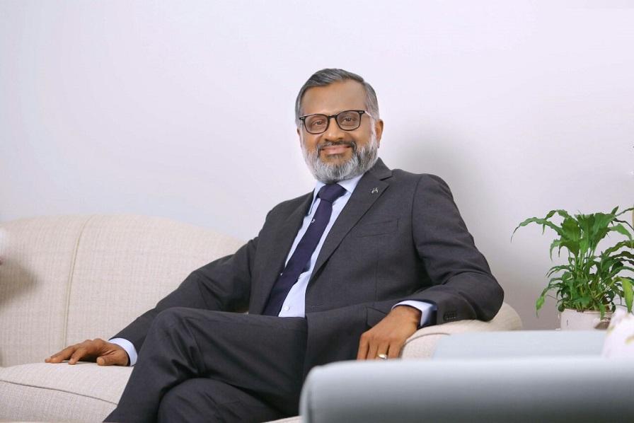 Mr. Thomas John Muthoot, Chairman & Managing Director