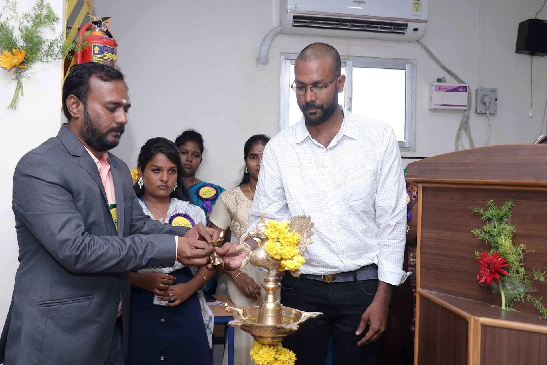 NIHM Ist Year Inauguration 2