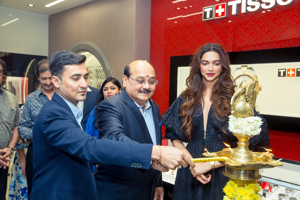 Faceinews.com » Tissot Launches its new boutique with ...