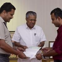 Mr. Binu Sekhar, National Sales Manager, CavinKare