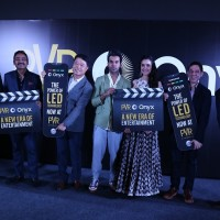 PVR and Samsung launch India's first Onyx LED screen cinema