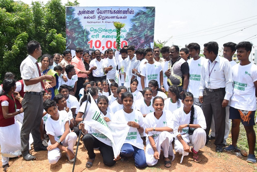 The Mega Palmyra seeds Plantation Drive 2018_3