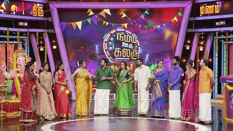Faceinews com » Vibrant Vinayaga Chathurthi celebration in Namma