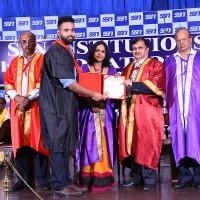 SSN distributes graduation certificates to 1180 graduates