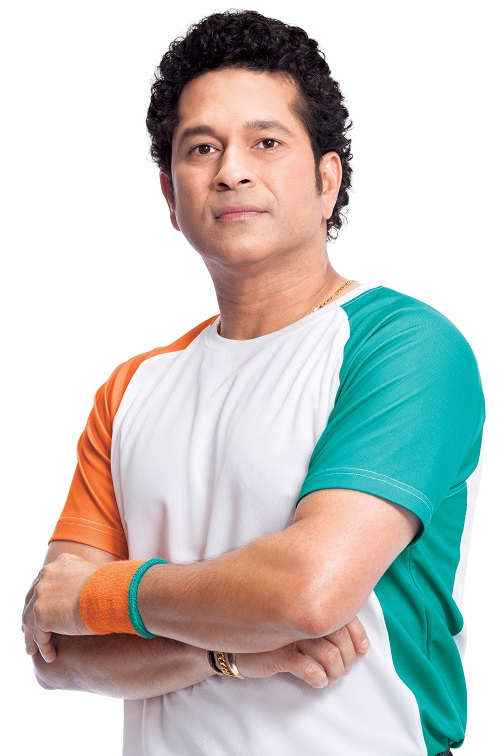 Sachin Tendulkar, Brand Ambassador of IDBI Federal Life Insurance - 2
